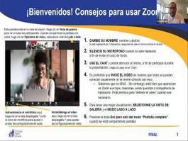 Capital Planning Virtual Community Engagement Meeting (Spanish)