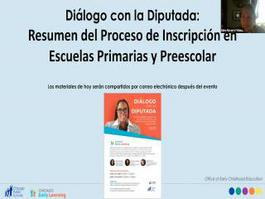 Dialogue With The Deputy: Options For Knowledge using GoCPS (Spanish) 11/06/2020