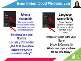 Accountability Redesign Town Hall - Spanish Language